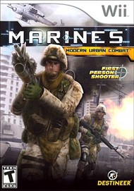Rent Marines: Modern Urban Combat for Wii