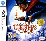 Rent Disney's A Christmas Carol for DS