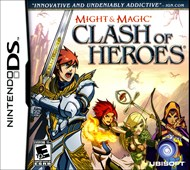 Rent Might & Magic Clash of Heroes for DS
