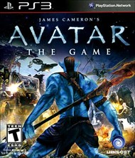 Rent James Cameron's Avatar: The Game for PS3