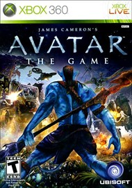 Rent James Cameron's Avatar: The Game for Xbox 360
