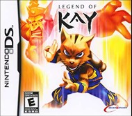 Rent Legend of Kay for DS