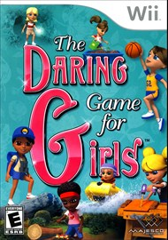 Rent Daring Game for Girls for Wii