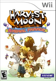 Rent Harvest Moon: Animal Parade for Wii