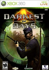 Rent Darkest of Days for Xbox 360