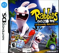 Rent Rabbids Go Home for DS