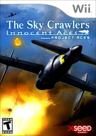Rent Sky Crawlers: Innocent Aces for Wii