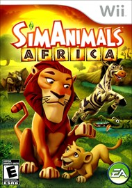 Rent SimAnimals Africa for Wii