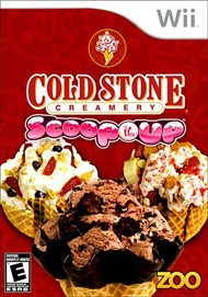 Rent Coldstone Creamery Scoop It Up for Wii