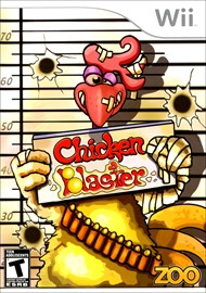 Rent Chicken Blaster for Wii