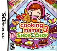 Rent Cooking Mama 3: Shop & Chop for DS