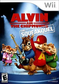 Rent Alvin & the Chipmunks: The Squeakquel for Wii