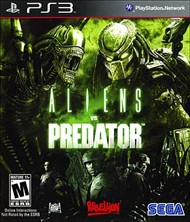 Rent Aliens vs. Predator for PS3