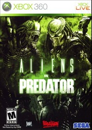 Buy Aliens vs. Predator for Xbox 360