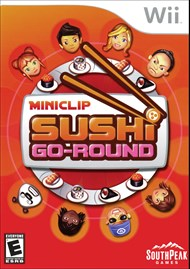 Rent Sushi Go Round for Wii