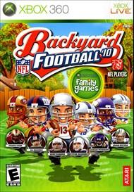 buy backyard football 39 10 for xbox 360 or rent backyard football 39 10