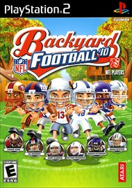Rent Backyard Football '10 for PS2