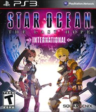 Rent Star Ocean: The Last Hope International for PS3