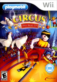 Rent Playmobil: Circus for Wii