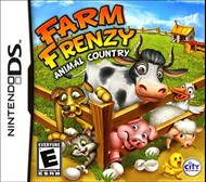 Rent Farm Frenzy: Animal Country for DS