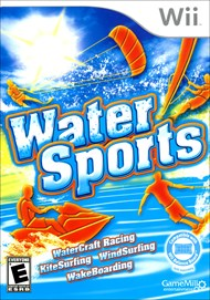 Rent Water Sports for Wii