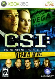 Rent CSI: Deadly Intent for Xbox 360