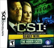 Rent CSI: Deadly Intent - The Hidden Cases for DS
