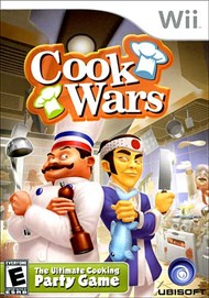 Rent Cook Wars for Wii