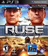 Rent R.U.S.E. for PS3