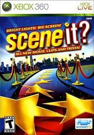 Rent Scene It? Bright Lights! Big Screen! for Xbox 360