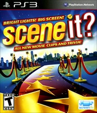 Rent Scene It? Bright Lights! Big Screen! for PS3