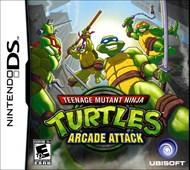 Rent Teenage Mutant Ninja Turtles: Arcade Attack for DS