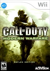 Rent Call of Duty: Modern Warfare - Reflex for Wii