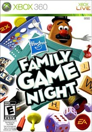 Rent Hasbro Family Game Night for Xbox 360