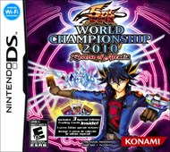 Rent Yu-Gi-Oh! World Championship Tournament 2010: Reverse of Arcadia for DS