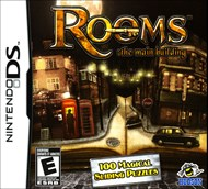 Rent Rooms: The Main Building for DS