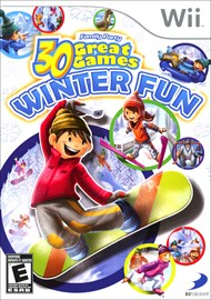 Rent Family Party: 30 Great Games Winter Fun for Wii