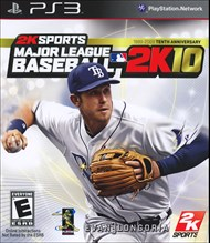 Rent Major League Baseball 2K10 for PS3