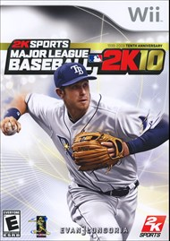 Rent Major League Baseball 2K10 for Wii