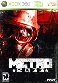 Rent Metro 2033 for Xbox 360