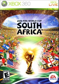 Rent 2010 FIFA World Cup South Africa for Xbox 360