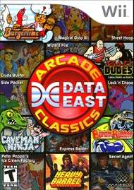 Rent Data East Arcade Classics for Wii