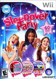 Rent Sleepover Party for Wii
