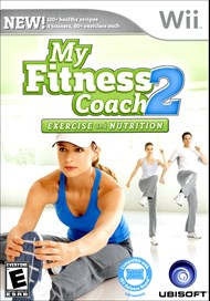Rent My Fitness Coach 2: Exercise & Nutrition for Wii