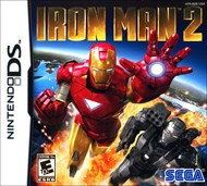 Rent Iron Man 2 for DS