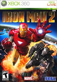Rent Iron Man 2 for Xbox 360