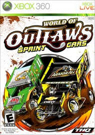 Rent World of Outlaws: Sprint Cars for Xbox 360