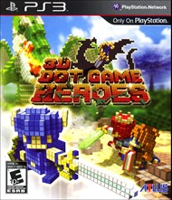 Rent 3D Dot Game Heroes for PS3