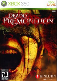 Rent Deadly Premonition for Xbox 360