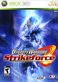 Rent Dynasty Warriors: Strikeforce for Xbox 360